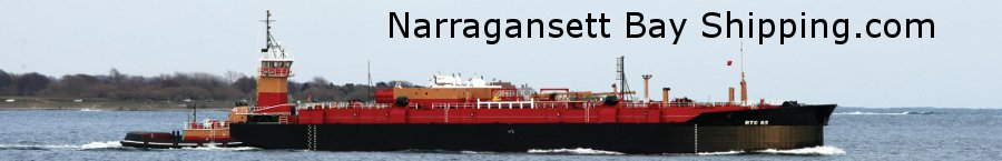 Narragansett Bay Shipping